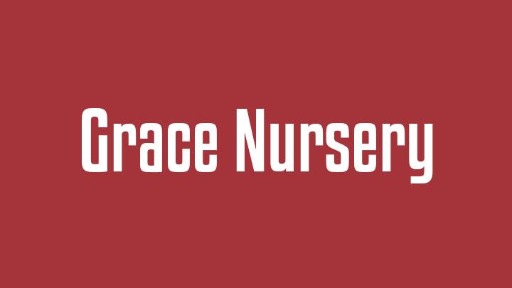 grace nursery